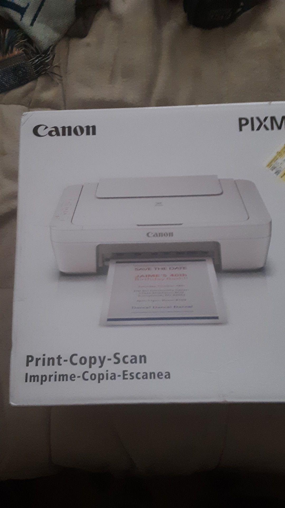 New Canon Pixma Mg2522 Printer