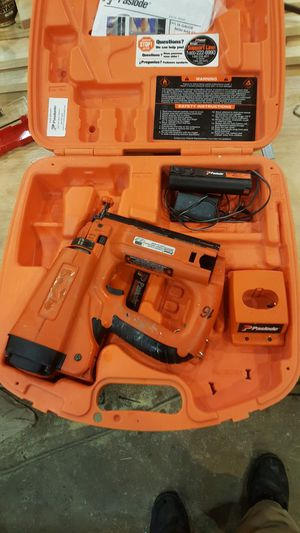 paslode 16ga nail gun for Sale in Lake Shore, MD