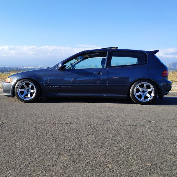1993 Honda Civic Si For Sale In Riverside, CA
