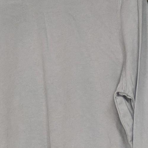 NFL Women's Pajama Set Sz XL Long Sleeve Top Flannel Pants Gray A387687