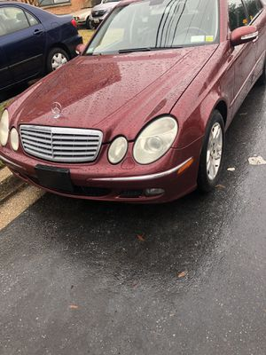 2005 Mercedes-Benz E320 for Sale in Silver Spring, MD