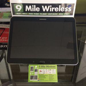 Black Samsung Galaxy Tab 4 16gb (WI-FI) 10.1 for Sale in Richmond, VA
