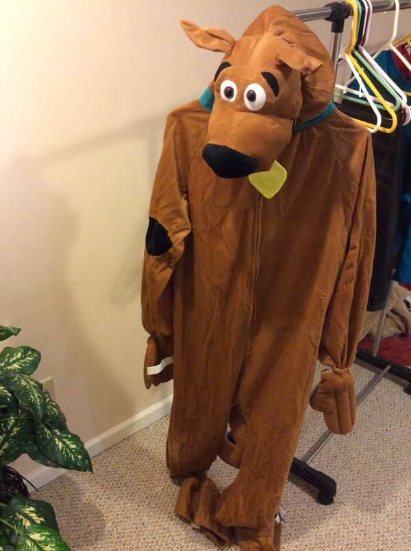 Scooby Doo Adult Size Costume For Sale In St Charles Il Offerup