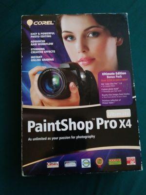 PaintShop Pro x4 for Sale in Denver, CO