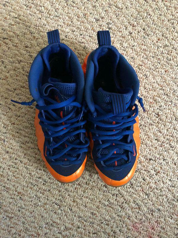 sneakers for cheap 6ddaf 372a7 Knicks Foamposites for Sale in Bridgeport, CT - OfferUp