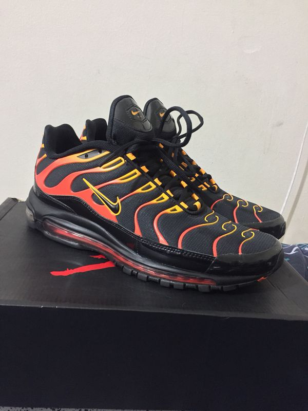 336257fadaea8 2018 Nike Air Max 97 Shock Orange for Sale in Hawthorne, CA - OfferUp