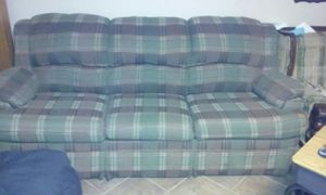 Gently used couch for Sale in Waynesboro, VA