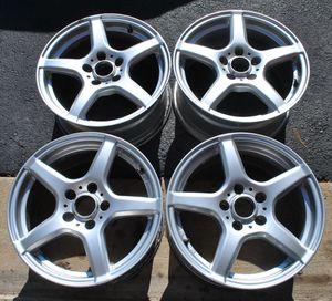"16"" Sport Edition Wheels/Rims - 5x112, 16x7.5, Set of 4 for Sale in Haymarket, VA"
