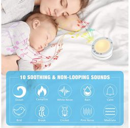 Brand New White Noise Machine for Sleeping Thumbnail