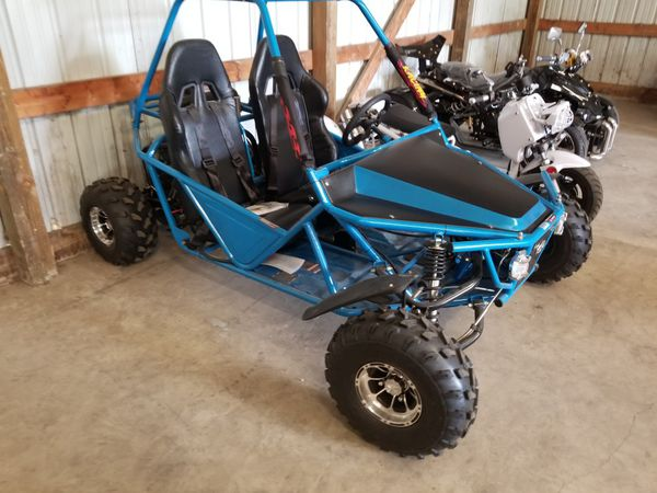 200cc Kandi Maverick 2 Seat Go Kart NEW for Sale in Vandalia, OH - OfferUp