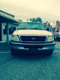 1997 Ford F 150 Single Truck Thumbnail