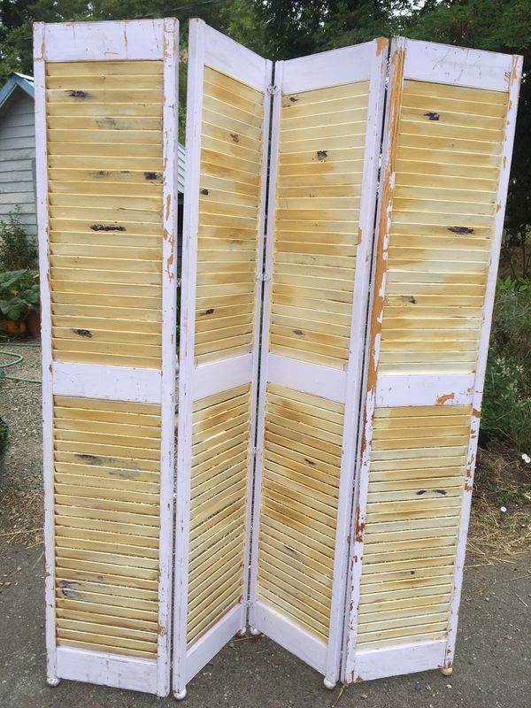 Room divider Screen for Sale in University Place WA OfferUp