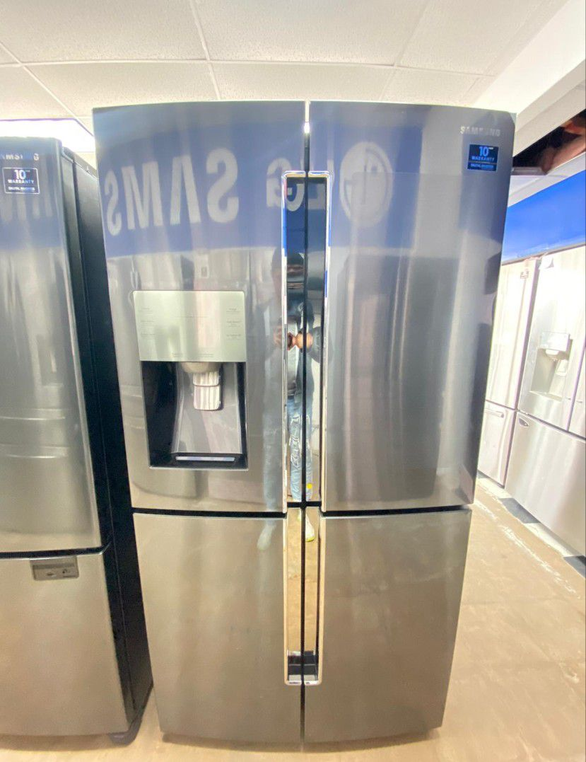 Brand new Samsung 4 doors Refrigerator. Crazy Prices!