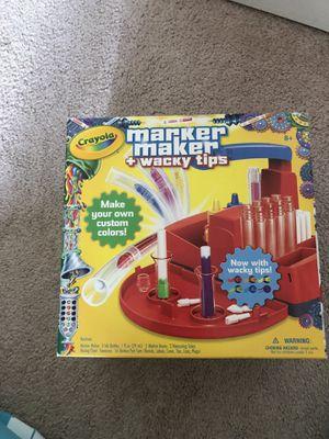 Crayola Marker maker for Sale in Reston, VA