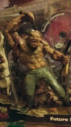 Stan Winston Creatures Teenage Caveman Thumbnail