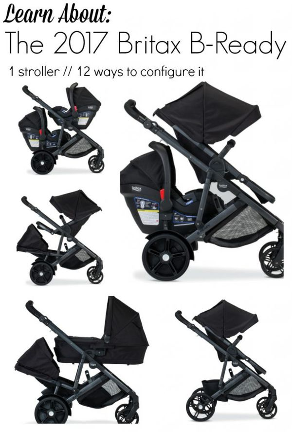 Britax B Ready Double Stroller For Sale In University Place Wa Offerup
