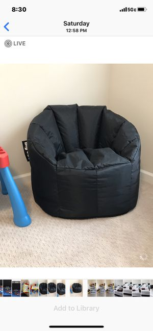 Fabulous New And Used Bean Bag Chair For Sale In Palm Beach Gardens Caraccident5 Cool Chair Designs And Ideas Caraccident5Info