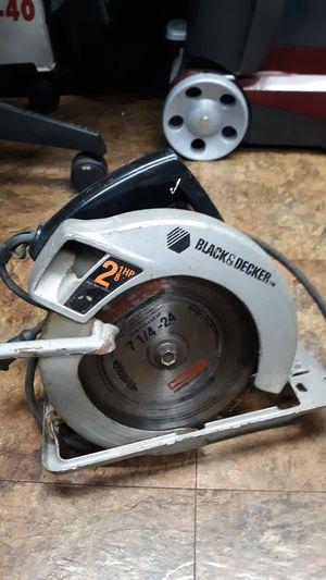 Black & Decker circular saw for Sale in Millersville, MD