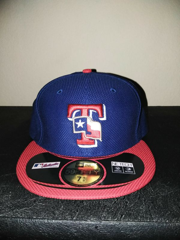 a4000aa0b004b Texas rangers fitted hat 7 5 8 for Sale in Fort Worth