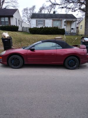 Photo 2002 Mitsubishi Eclipse Spyder GS FOR SALE