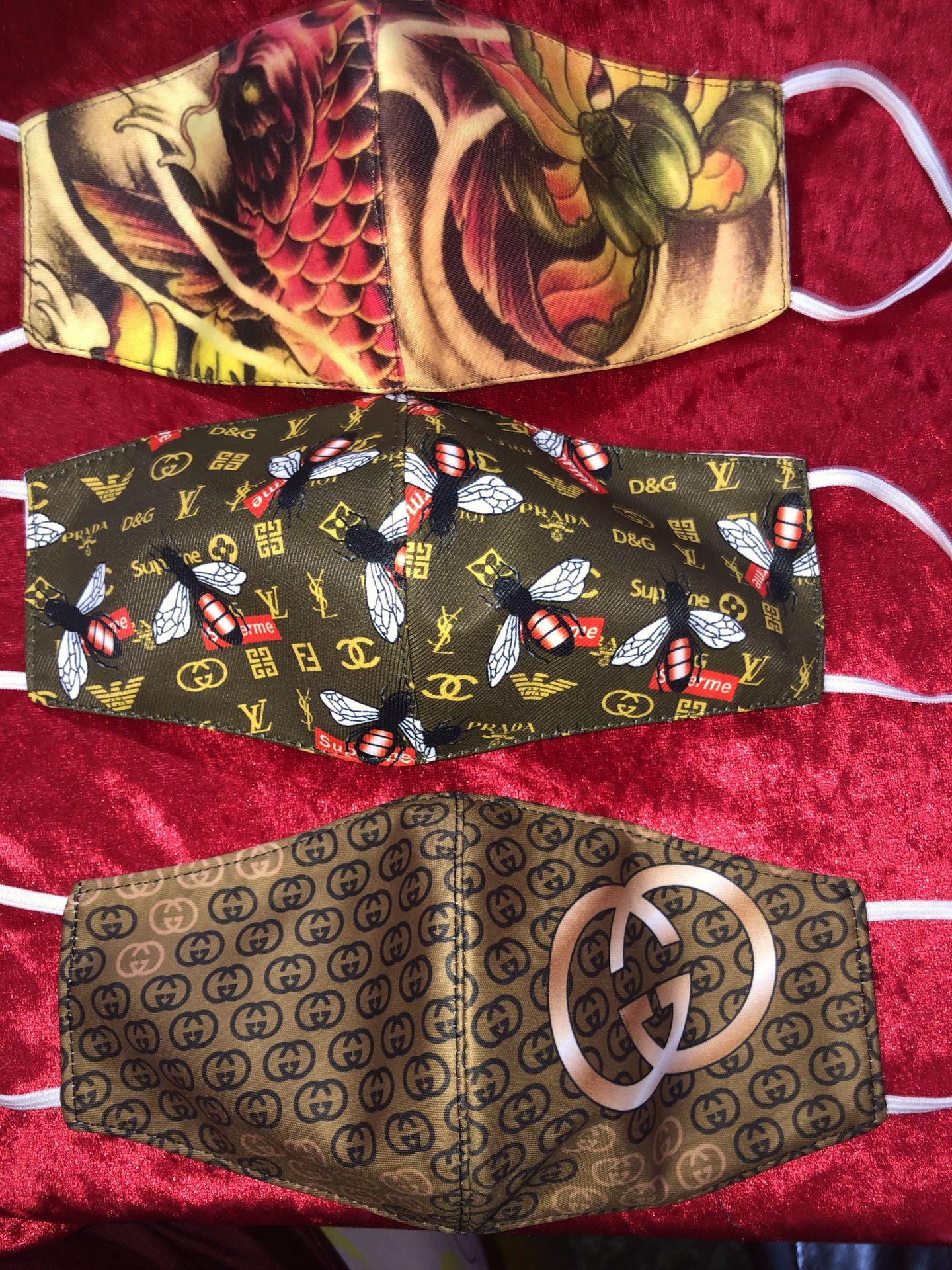 Fashion mask $10 each