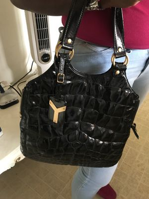 Authentic YVES SAINT LAUREN BAG for Sale in Silver Spring, MD