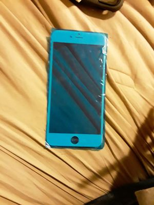 GLASS OR FRONT SCREEN-IPHONE 6 for Sale in Denver, CO