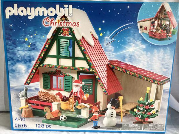 Playmobil Christmas Toy Sets BRAND NEW!