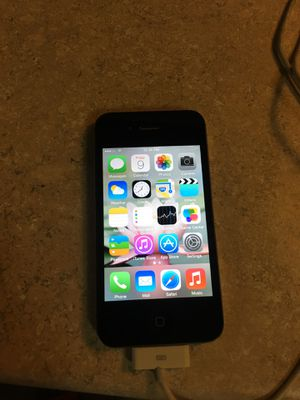 iPhone 4 excellent condition for Sale in Jersey City, NJ