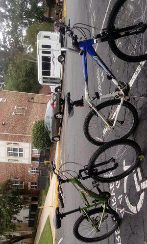 2 Diamondback Mountain bikes for the price of 1! for Sale in Annandale, VA