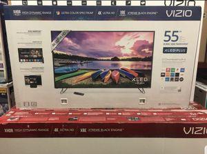 Vizio M55-E0 55 inch 4K UHD HDR XLED Smart TV 120hz 2160p *FREE DELIVERY* for Sale in Renton, WA