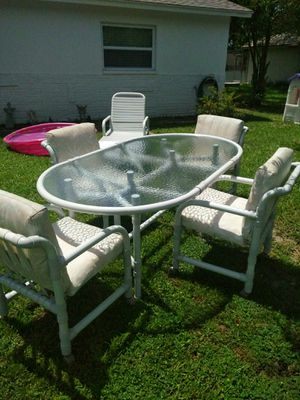 New And Used Patio Furniture For Sale In Spring Hill Fl Offerup