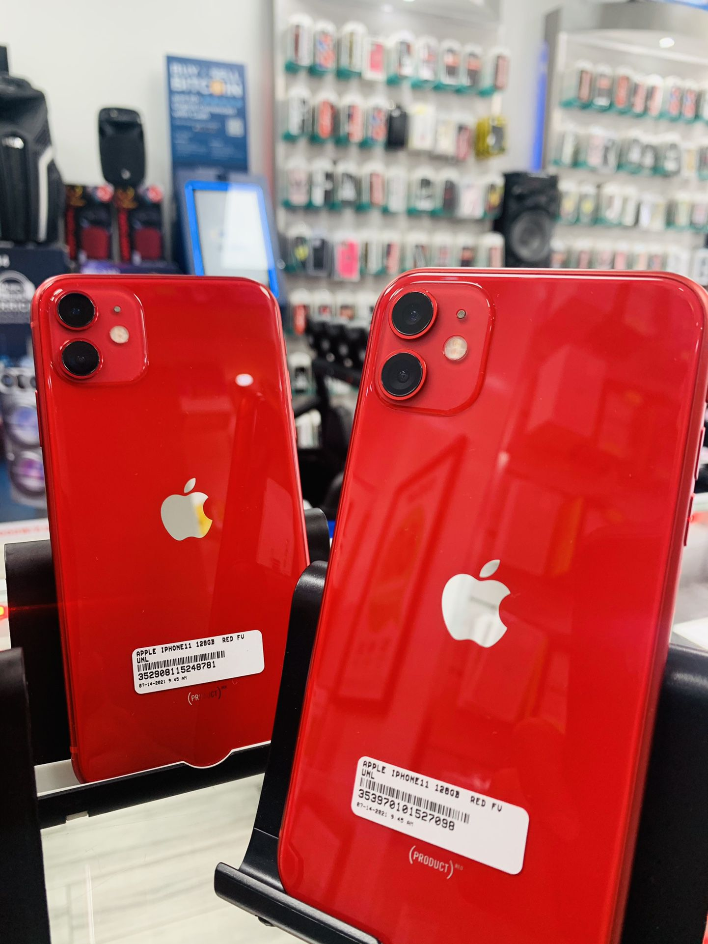 iPhone 11 128GB Unlocked For $599.99 Or as Low As $50 Down Payment