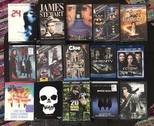DVDs some Box Sets some New and sealed just $3 each Thumbnail