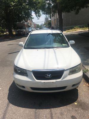 2006 Hyundai sonata for Sale in Philadelphia, PA