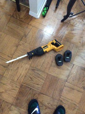 Dewalt Reciprocating Saw (wireless) for Sale in Washington, DC