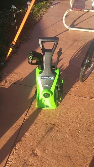 Portland pressure washer new used. Once 100 new 75 now. for Sale in Davie, FL