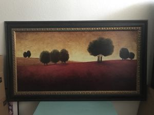 * * * Beautiful painting picture home decor * * * for Sale in Orlando, FL