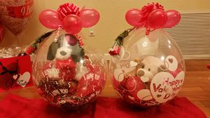 Valentine's Day Stuffed balloons! for Sale in TN, US