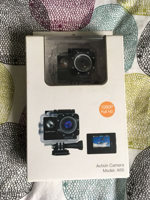 Off Brand GoPro Action Camera 1080P Full HD Waterproof Sport Camera 30m Underwater Camcorder with 170° Wide Angle and Mounting Accessory Kits for Sale in Fairfax, VA