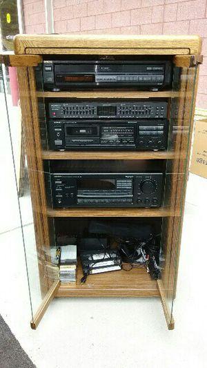 Onkyo stereo system for Sale in Alexandria, VA
