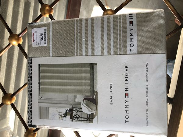 Brand new Tommy Hilfiger shower curtain (Household) in Ocoee, FL ...