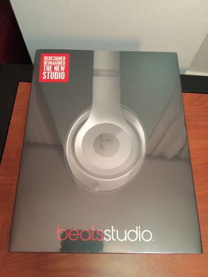 Beats Studio 2 Titanium (Wired) - Brand New Unopened for Sale in Pittsburgh, PA