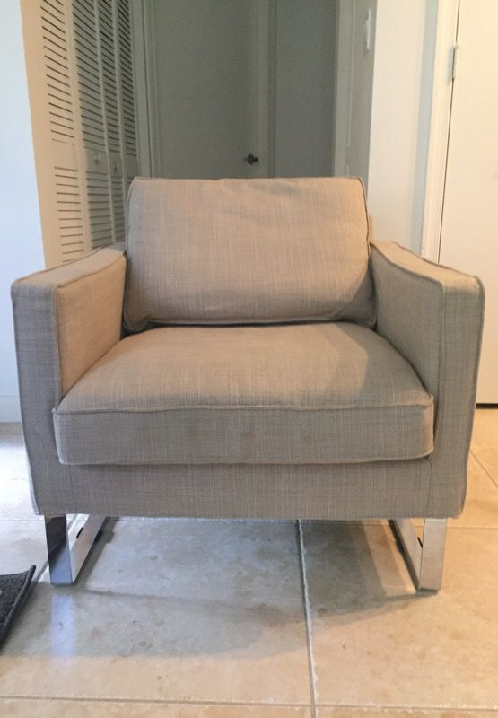 Incredible One Or Two Ikea Mellby Armchairs Great Condition For Sale In Delray Beach Fl Offerup Interior Design Ideas Ghosoteloinfo
