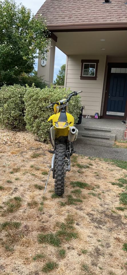 2005 RMZ 450 (with Title)