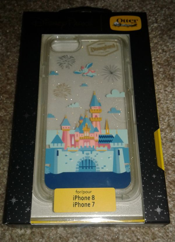 reputable site 73c4f d9573 New Disney Parks Disneyland OtterBox iPhone 7/iPhone 8 Case for Sale in  Artesia, CA - OfferUp