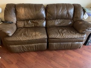 Love seat recliner for Sale in Vienna, VA
