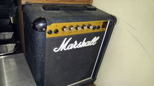 Marshall lead 12 amp with foot pedal contro for Sale in Bon Air, VA