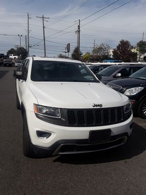 2015 Jeep Grand Cherokee Limited for Sale in Clinton, MD