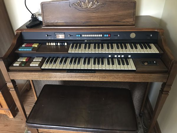Organ For Sale >> Hammond Organ For Sale In Oak Forest Il Offerup